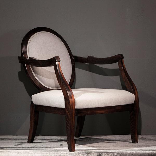 Kirsten Arm Chair Sample