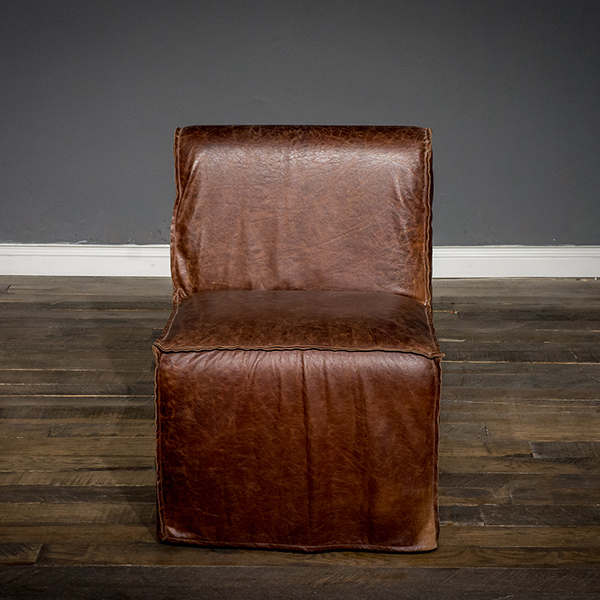Bruno Slipcover Chair