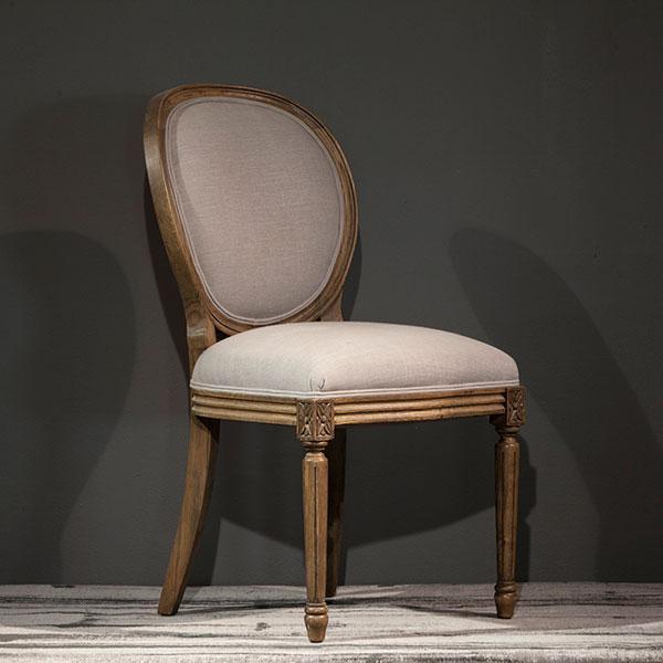 Burgundy Dining Chair